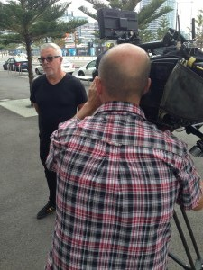 INXS interview for Seven